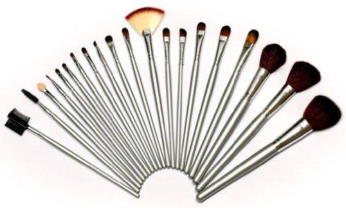 20 PCS Pinceaux Cosmétiques/Trousse à Maquillage Professionnel/Makeup Pinceaux Set
