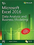 Microsoft Excel 2016 - Data Analysis and Business Modeling