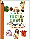 Kid Made Modern: Alles über Textildruck