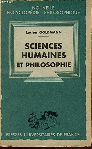 SCIENCES HUMAINES ET PHILOSOPHIE / COLLECTION