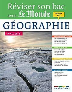 """Afficher """"Géographie Terminale, séries L, ES et S"""""""