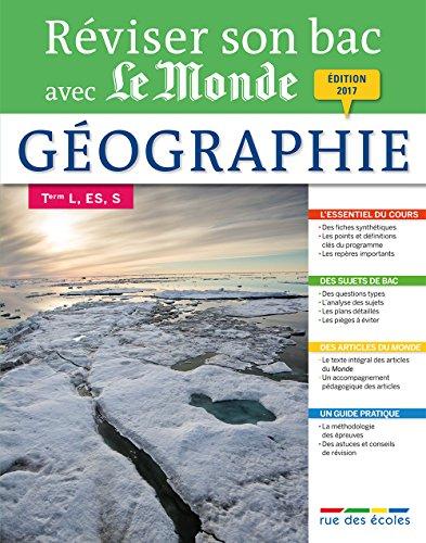 reviser-son-bac-avec-le-monde-geographie-edition-2017