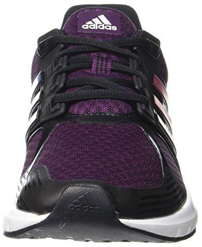 adidas Duramo 8, Scarpe Running Donna Rosso (Red Night/ruby Metallic/core Black)