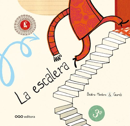 La escalera par BEATRIZ MONTERO