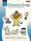 Image de Cartooning: Character Design