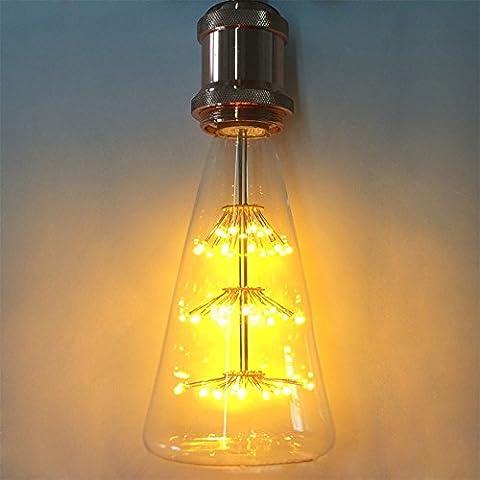 EDISON Glühbirne, xinrong altmodisch Retro Deko Glühbirne