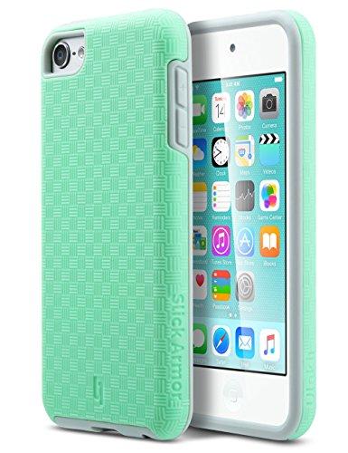 ipod-5-6-carcasa-ulak-ipod-touch-5-6-funda-case-delgado-proteccion-fit-slick-armor-doble-capa-hibrid