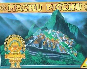 Piatnik Deutschland 648922 - Machu Picchu