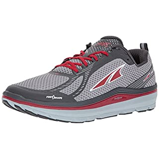 Altra Men's Paradigm 3 Running Shoe, Red, 7.5 UK