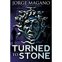 Turned to Stone (Jaime Azc??rate Series) by Jorge Magano (2015-08-25)