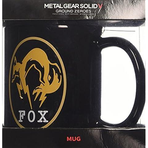 Metal Gear Solid 5 Fox Mug (Electronic Games) [Importación Inglesa]