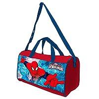 Spiderman Kids' Sports Bag, multicoloured (multicolour) - AS032