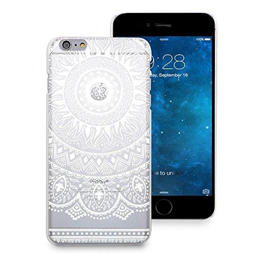 Schutzhülle für iPhone 6/iPhone 6S, casesbylorraine Einzigartige stylischen Muster Schutzhülle Kunststoff Hard Cover für Apple iPhone 6/iPhone 6S 11,9cm P46