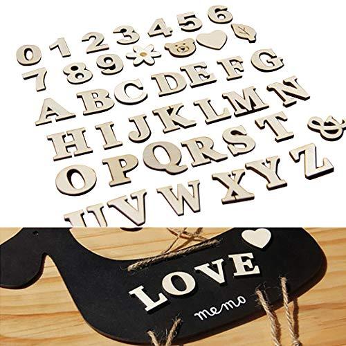 er Selbstklebende Buchstaben Aufkleber Anzahl Aufkleber für die Dekoration ()