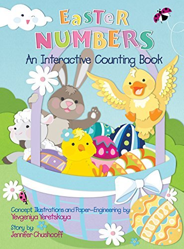 Easter Numbers by Jennifer Preston Chushcoff (2015-01-15)