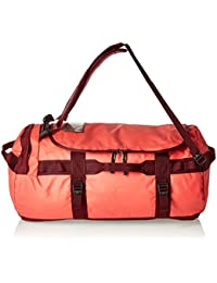 The North Face Base Camp Duffel Bolso, Unisex, Cayenne Red/ Regal Red, Talla Única