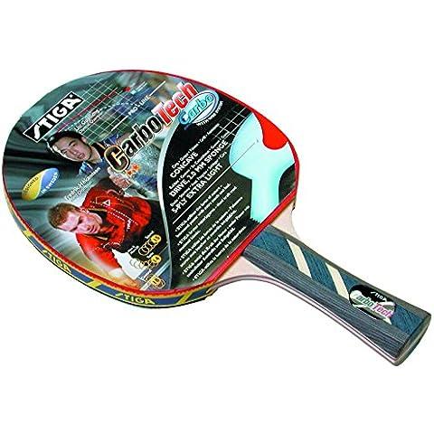 Racchette tennis tavolo STIGA Carbo (2 Spugna Palle)