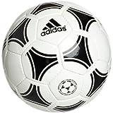 adidas Tango Rosario - Balón de fútbol, color blanco / negro, tamaño 5