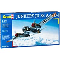 Revell 04130 -Junkers Ju 88 A-4/D-1, scala