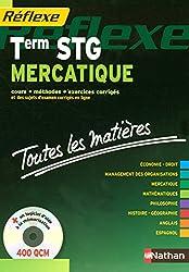 MERCATIQUE TERM STG + CD (REFL