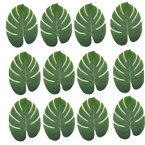 on Turtle Back Blatt Künstliche Pflanzen Für Hauptdekor Innen Turtle Back Blatt Tischdecke Hochzeit ()
