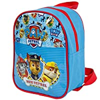 Kindergarten Backpack with pocket PAW PATROL - PERLETTI