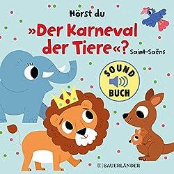 """Hörst du """"Der Karneval der Tiere""""?"""