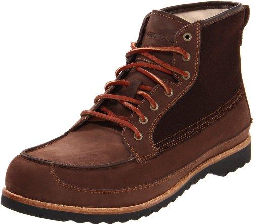 Timberland Abington 7-Eye Woolrich Boots Herren Schuhe 82582 (Gr. 44.5 US 10.5)