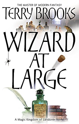 Wizard At Large: Magic Kingdom of Landover Series: Book 03