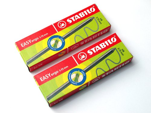 stabilo-easy-ergo-pencil-315mm-hb-refills-twin-pack-12-leads