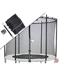 Filet de sécurité universel trampolines Ø 244cm - 305cm - 366cm - 426cm