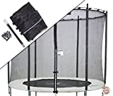 Kangui - Filet de sécurité et Protection Trampoline Ø 426cm