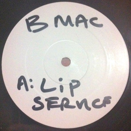 Lip Service Vinyl (B Mac / Lip Service/Roots)