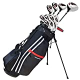 Prosimmon Golf X9 V2 Complete Set Golf Rechtshänder Alles in graphit