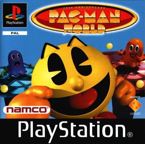 Pac-Man World - PS1 PlayStation