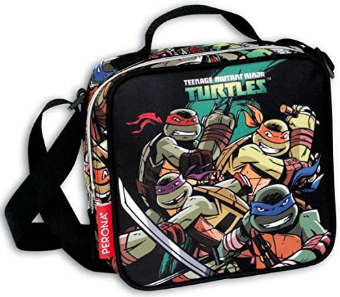 Joyeuses fêtes et bonnes affaires! Portameriendas Tortugas Ninja Fight termico | Brillance De Couleur
