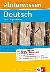 Abiturwissen; Deutsch - Literaturgeschichte