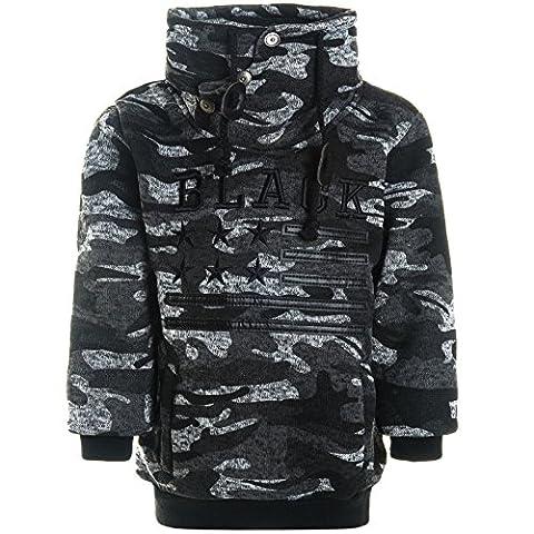 Kinder Pullover Kapuzenpullover Hoodie Jacke Sweatshirt Kapuzen Sweatjacke 20554,