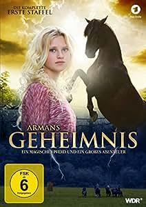 Armans Geheimnis - Die komplette erste Staffel [2 DVDs]