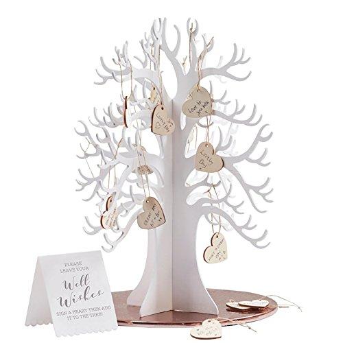 Gästebuchalternative | Wishing Tree
