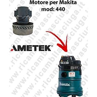 440Suction Motor Ametek for Makita vacuum cleaner