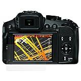 atFoliX Folie für Leica V-Lux 4 Displayschutzfolie - 3 x FX-Antireflex-HD hochauflösende entspiegelnde Schutzfolie