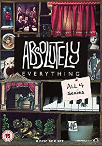 Absolutely Everything, All 4 Series [DVD]