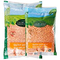 Green Valley Red Split Lentil 1 kg + 500 g