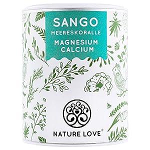 Sangokoralle natürlich Magnesium Calcium Nature Love