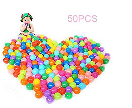 Qingaun-50pcs-7cm-Couleur-Ocan-Balle-Jouets-en-PE-pour-Enfants-Marine-Tente-Marine-Balle-Piscine-Mondiale