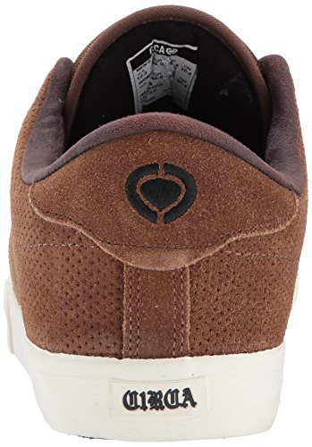 C1RCA Lopez 50 Unisex-Erwachsene Sneakers Mocha/Black