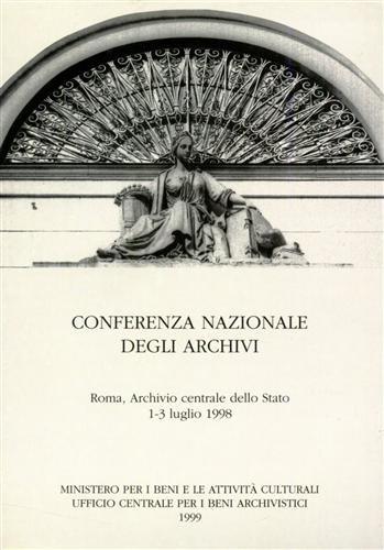 Conferenza Nazionale degli Archivi