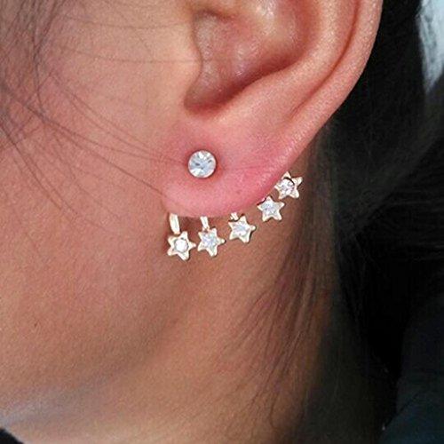huntgold-pendiente-con-diamante-de-imitacion-y-cinco-estrellas-banado-en-plata-para-mujer