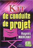 Image de Kit de conduite de projet (1 livre + 1 CD Rom)